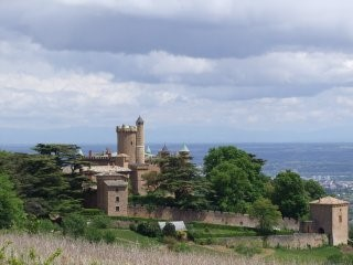 Castle of Montmelas