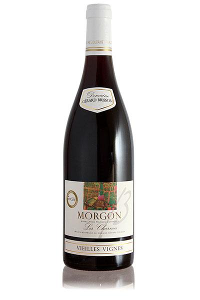 Morgon Les Charmes Vieilles Vignes- Domaine Brisson