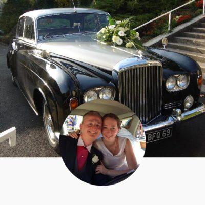 Mariage en Bentley S3