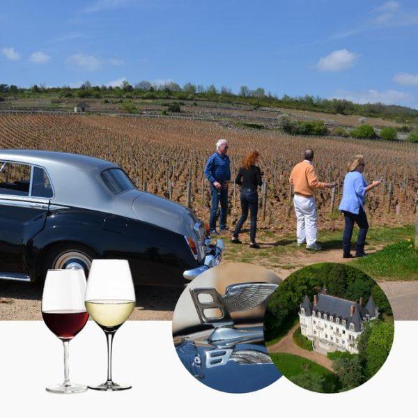 Wine tour en Beaujolais & Bourgogne