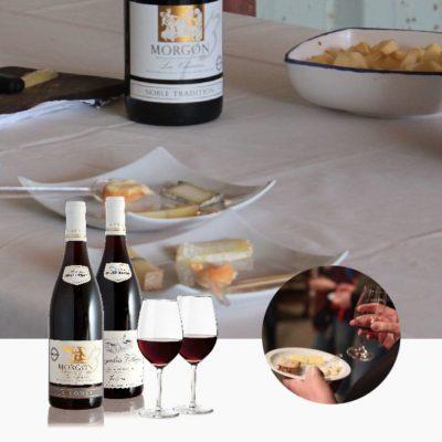 Dégustation Vins et Fromage