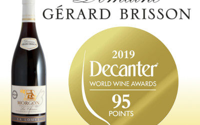 Decanter World wine Awards 2019-gold medal