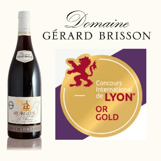 Concours des Vins de Lyon – Médaille d'Or