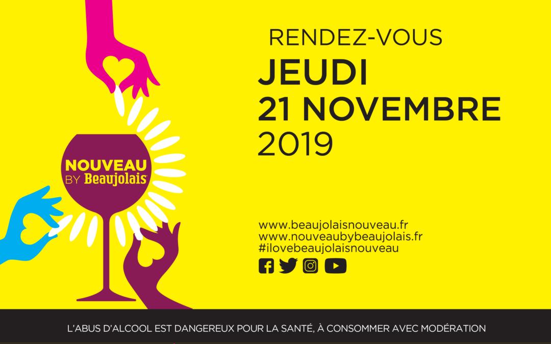 Le Beaujolais-Nouveau