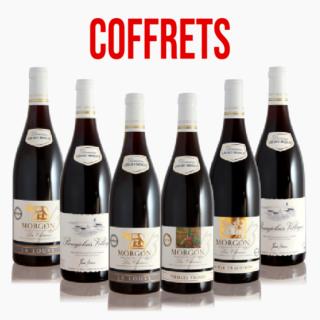 Coffrets vins